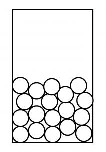molécules état solide