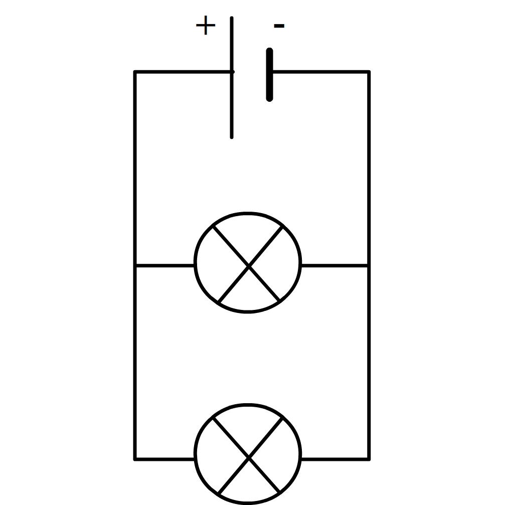 Circuit électrique en dérivation