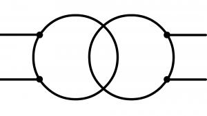 symbole normalisé transformateur