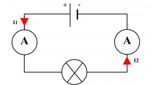 circuit loi d'unicité de l'intensité